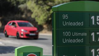 Σταθερές οι τιμές της βενζίνης χτες