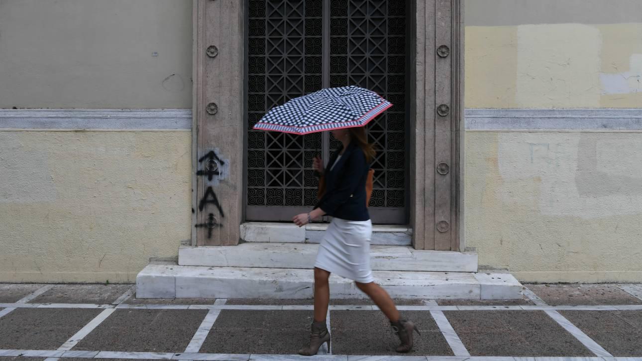 Αλλάζει το σκηνικό του καιρού – Έρχεται ψυχρό μέτωπο