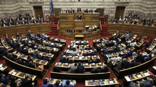 Βουλή: Ανακοινώθηκε η διαβίβαση της δικογραφίας για τη Novartis