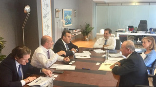 Συνάντηση της πολιτικής ηγεσίας του υπουργείου Τουρισμού με την PQH για τα «κόκκινα» δάνεια