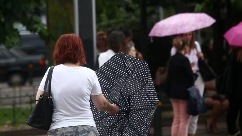Καιρός: Ραγδαία επιδείνωση την Πέμπτη - Πού θα σημειωθούν βροχές και καταιγίδες