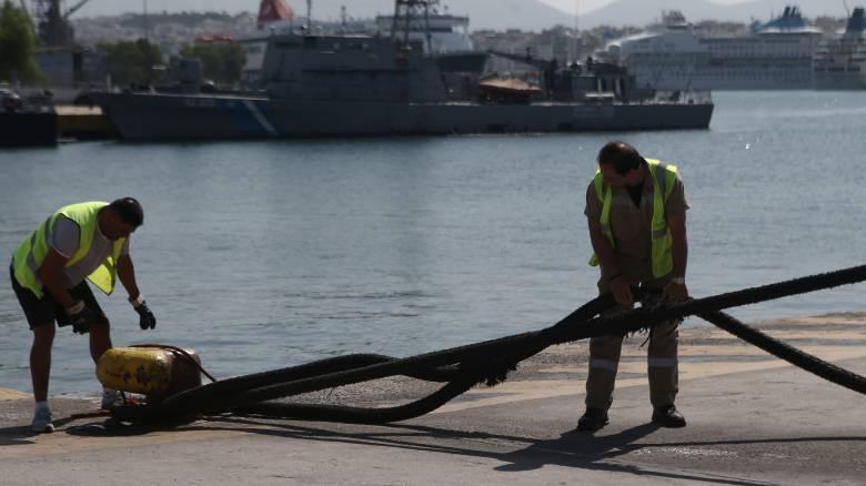 Απεργία ΠΝΟ: Πότε θα είναι δεμένα τα πλοία στα λιμάνια