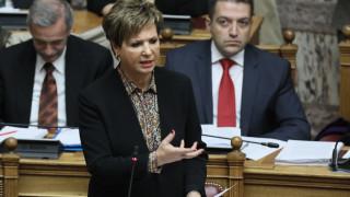 Γεροβασίλη: Ψευδοδικογραφία Σαμαρά/Βενιζέλου - Ο κ. Μητσοτάκης να αντιμετωπίσει ευθέως τον Α. Τσίπρα