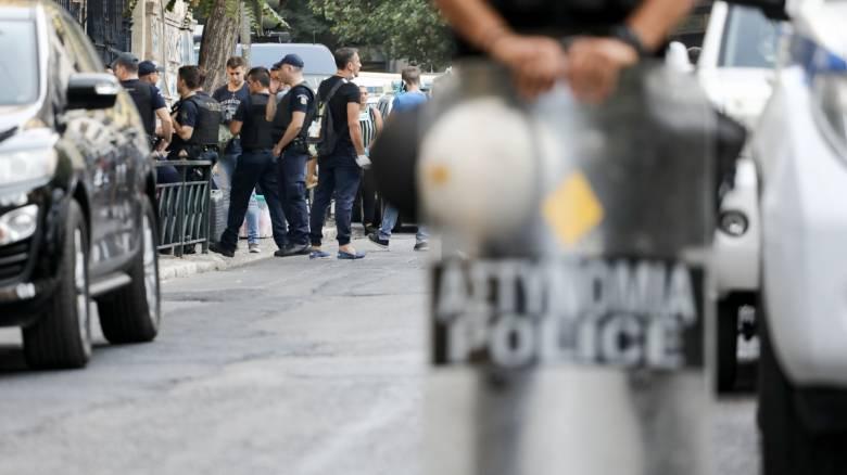 Αστυνομικές επιχειρήσεις για εκκένωση κτηρίων στην Αχαρνών