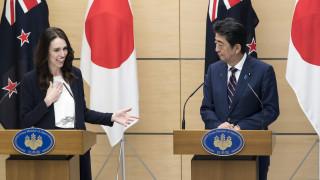 Γκάφα ολκής της πρωθυπουργού της Νέας Ζηλανδίας - Με ποια χώρα μπέρδεψε την Ιαπωνία