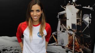 Τι λέει η NASA για την Ελένη Αντωνιάδου