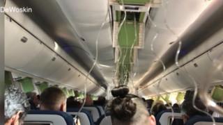 Τρόμος στον αέρα: Αεροπλάνο κάνει απότομη «βουτιά» 30.000 ποδιών
