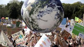 Παγκόσμια Απεργία για το Κλίμα: Ο κόσμος διαδηλώνει για την κλιματική αλλαγή