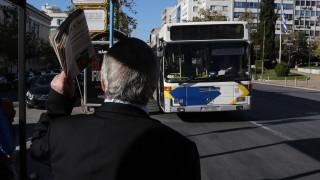 Απεργία: Ακινητοποιημένα λεωφορεία, τρόλεϊ και ΗΣΑΠ την Τρίτη