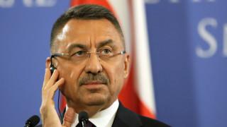 Αντιπρόεδρος Τουρκίας: Θα ανοίξουμε την Αμμόχωστο