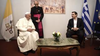 Συνάντηση Αλέξη Τσίπρα - πάπα Φραγκίσκου στη Ρώμη το Σάββατο