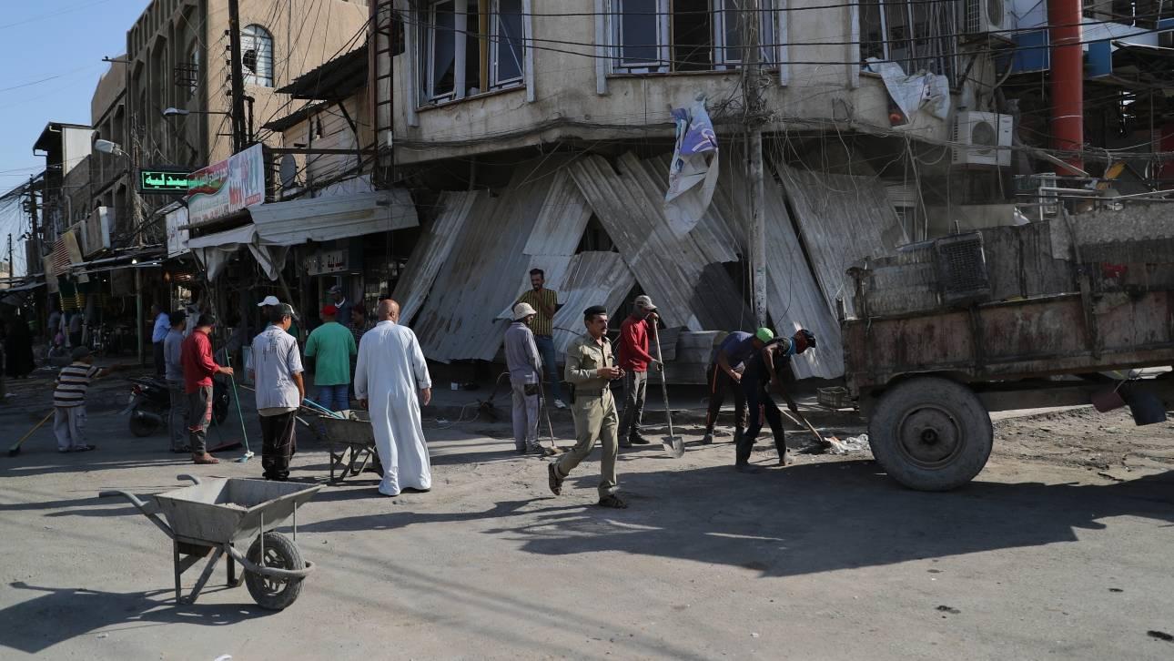 Ιράκ: Έκρηξη βόμβας με δεκάδες νεκρούς σε λεωφορείο στην Κερμπάλα