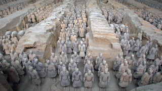 Στρατός από τερακότα: Πώς οι Κινέζοι εφηύραν πριν από 2.000 χρόνια τη γραμμή μαζικής παραγωγής
