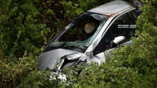 Τραγωδία στην Αργολίδα: Αυτοκίνητο έπεσε σε γκρεμό - Νεκρός ο οδηγός