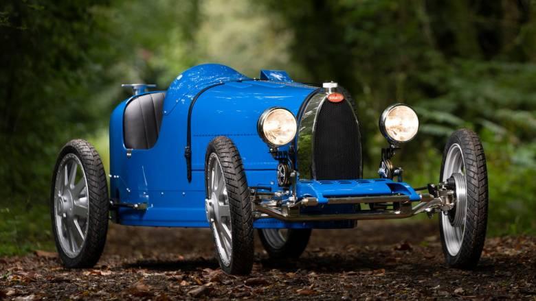 Υπάρχει κλασική Bugatti που να κοστίζει μόλις 30.000 ευρώ;