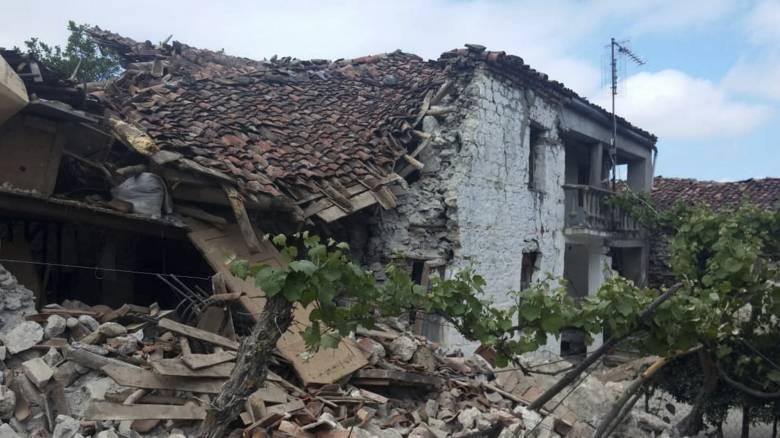 Σεισμοί Αλβανία: Τραυματίες και σοβαρές υλικές ζημιές από τα «χτυπήματα» του Εγκελάδου