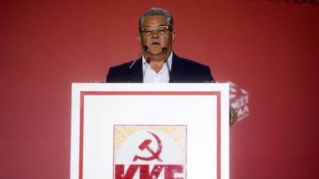 Κουτσούμπας: Η ΝΔ τελειώνει τις αντιλαϊκές εκκρεμότητες που άφησε ο ΣΥΡΙΖΑ