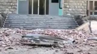 Σεισμοί Αλβανία: Εικόνες καταστροφής μετά τη διπλή δόνηση