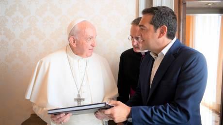 Τι είπε ο Πάπας στον Τσίπρα για τον λαϊκισμό και ποια συμβουλή του έδωσε