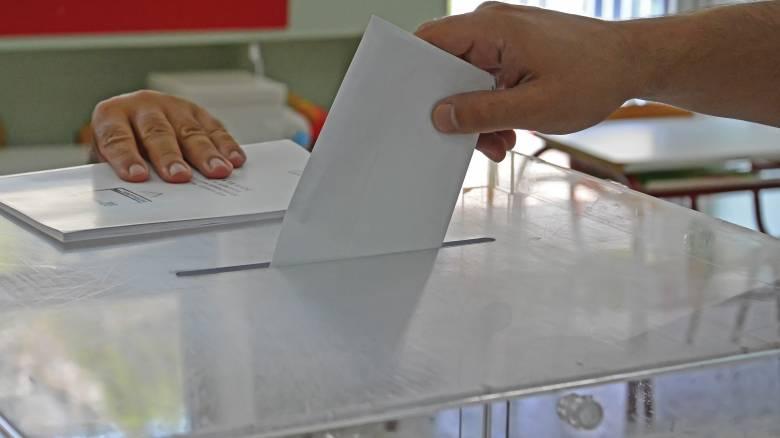 Δημοσκόπηση: Μεγάλο προβάδισμα ΝΔ έναντι του ΣΥΡΙΖΑ