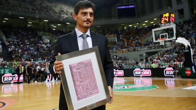 Τουρνουά Παύλος Γιαννακόπουλος: «Παράδοση που θα κρατήσει για δεκαετίες»