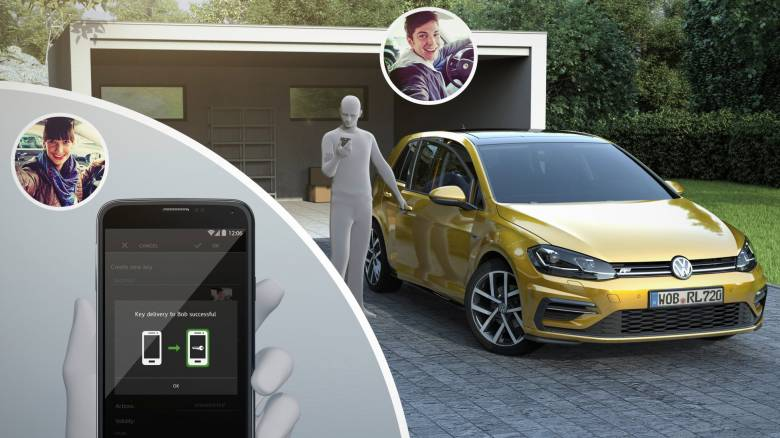 Αυτοκίνητο: Η Volkswagen εξελίσσει δικό της λειτουργικό σύστημα, το vw.OS, στα πρότυπα του Android