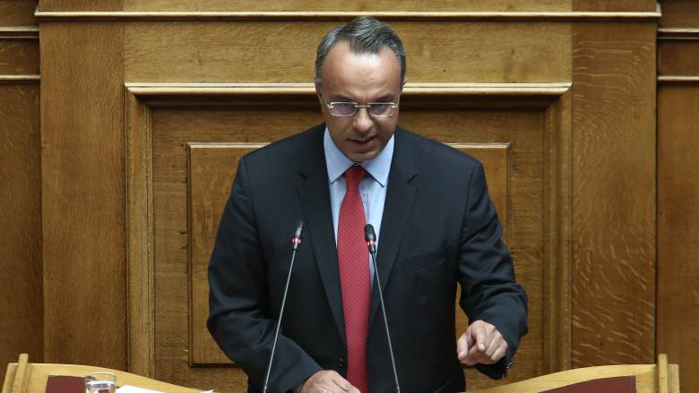 Σταϊκούρας : Μειώσεις φόρων 1,2 δισ. ευρώ στον προϋπολογισμό 2020