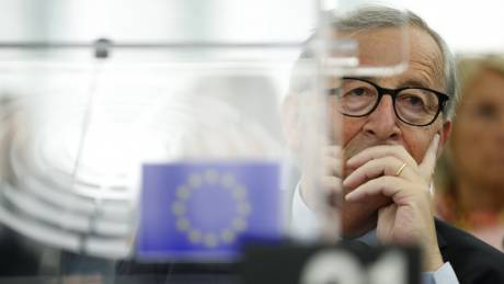 Γιούνκερ: Τραγική στιγμή για την Ευρώπη το Brexit
