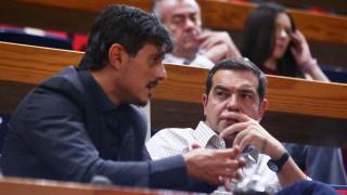 Τουρνουά «Παύλος Γιαννακόπουλος»: Ο Αλέξης Τσίπρας στο ΟΑΚΑ