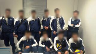 Προσποιήθηκαν την ομάδα βόλεϊ για να φύγουν παράνομα από το Ελ.Βενιζέλος