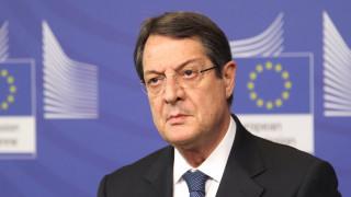 Αναστασιάδης: Δεν θα μπω σε διάλογο για το Κυπριακό εφόσον η Τουρκία συνεχίσει τις έκνομες ενέργειες