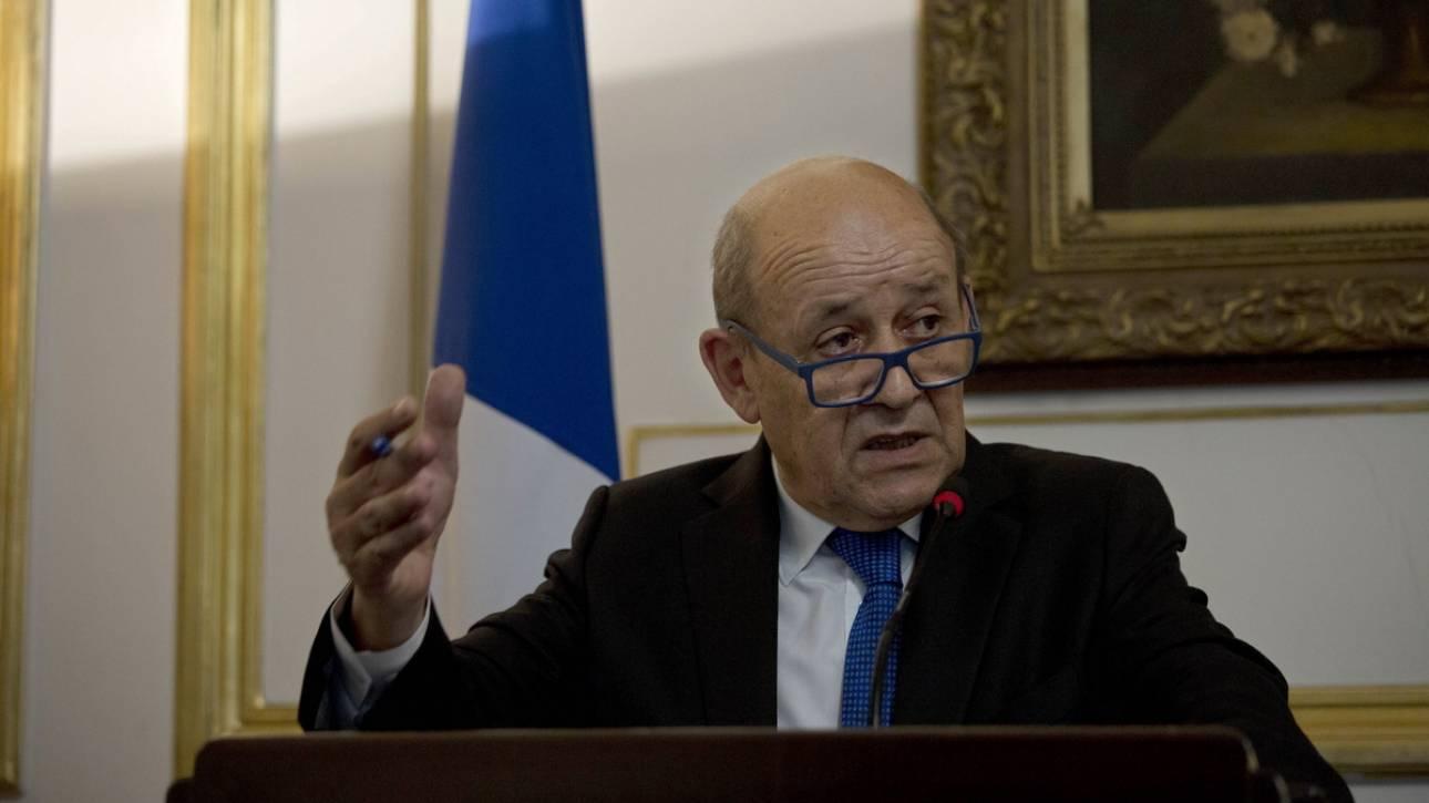 Γάλλος ΥΠΕΞ: Μια συνάντηση Τραμπ - Ροχανί δεν είναι το υπ' αριθμόν ένα ζήτημα