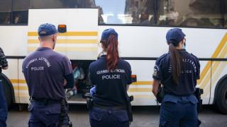 Νέα αστυνομική επιχείρηση εκκένωσης κτηρίου στα Εξάρχεια