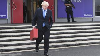 Brexit: Απαισιόδοξος για τις συναντήσεις στη Νέα Υόρκη ο Μπόρις Τζόνσον
