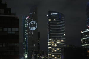Εικόνα από την πρωτεύουσα του Μεξικού.