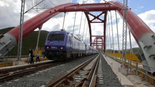 Αποκαταστάθηκε η κυκλοφορία στη σιδηροδρομική γραμμή Λάρισα - Βόλος
