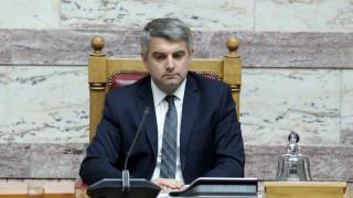 Αποχώρηση ΚΙΝΑΛ σε ένδειξη διαμαρτυρίας για την επιλογή Σπηλιόπουλου στον ΟΣΕ