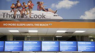 Συγκίνηση στην τελευταία πτήση της Thomas Cook - Χειροκροτήματα από τους επιβάτες