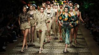 Εβδομάδα Μόδας Μιλάνου: Dolce & Gabbana/Άνοιξη 2020 – Στη… ζούγκλα