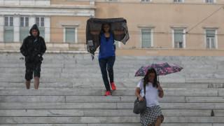 Ραγδαία επιδείνωση του καιρού – Έρχονται βροχές, καταιγίδες και χαλαζοπτώσεις