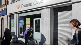 Χρεοκοπία Thomas Cook: Σύσκεψη υπό τον Σταϊκούρα για δρομολόγηση μέτρων μετά την πτώχευση