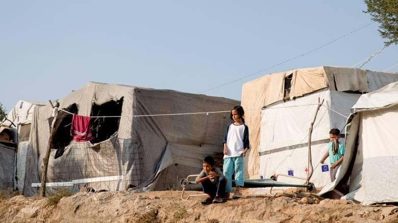 «Ασφυξία» στη Μόρια: Ξεπέρασε τα 12.000 άτομα ο πληθυσμός