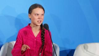 «Πώς τολμάτε; Μας κλέψατε τα όνειρα»: Η οργισμένη ομιλία της Τούνμπεργκ στον ΟΗΕ