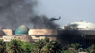 Ιράκ: Επίθεση με ρουκέτες κοντά στην αμερικανική πρεσβεία στη Βαγδάτη
