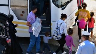 Προσφυγικό: Θα επέστρεφαν στην Τουρκία 11, τελικά έφυγε ένας αλλά αργότερα… γύρισε πίσω