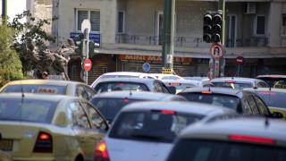 Κίνηση: Κυκλοφορικό «χάος» στους δρόμους λόγω της απεργίας των ΜΜΜ