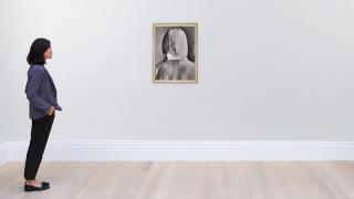 Φωτογραφία του… πίσω μέρους του κεφαλιού του Banksy πουλήθηκε σε τιμή έκπληξη