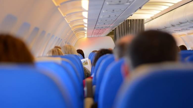 Αναστάτωση σε πτήση Βαρσοβία - Ηράκλειο: Ανεξέλεγκτος 57χρονος επιβάτης