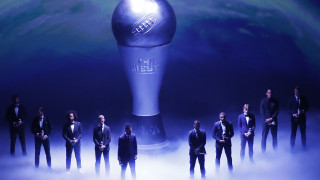 FIFA Best: Κορυφαίος του κόσμου ο Λιονέλ Μέσι!