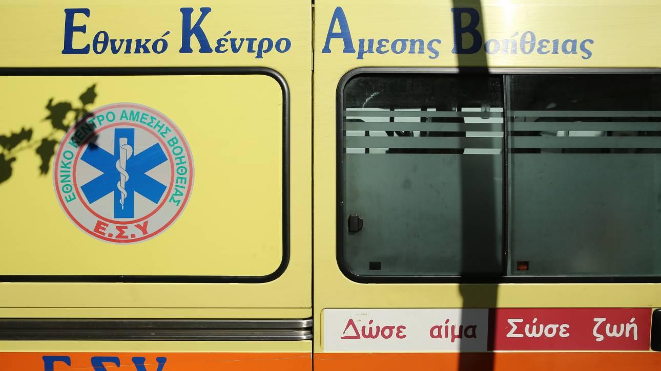 Τραγωδία στη Μυτιλήνη: Φορτηγό παρέσυρε και σκότωσε 5χρονο αγοράκι
